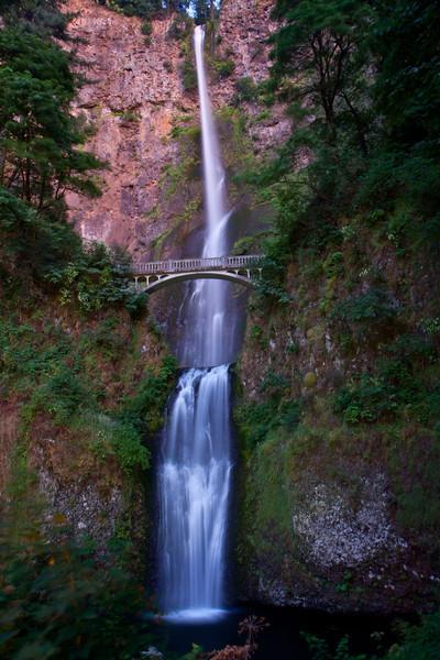 Oregon August 2011