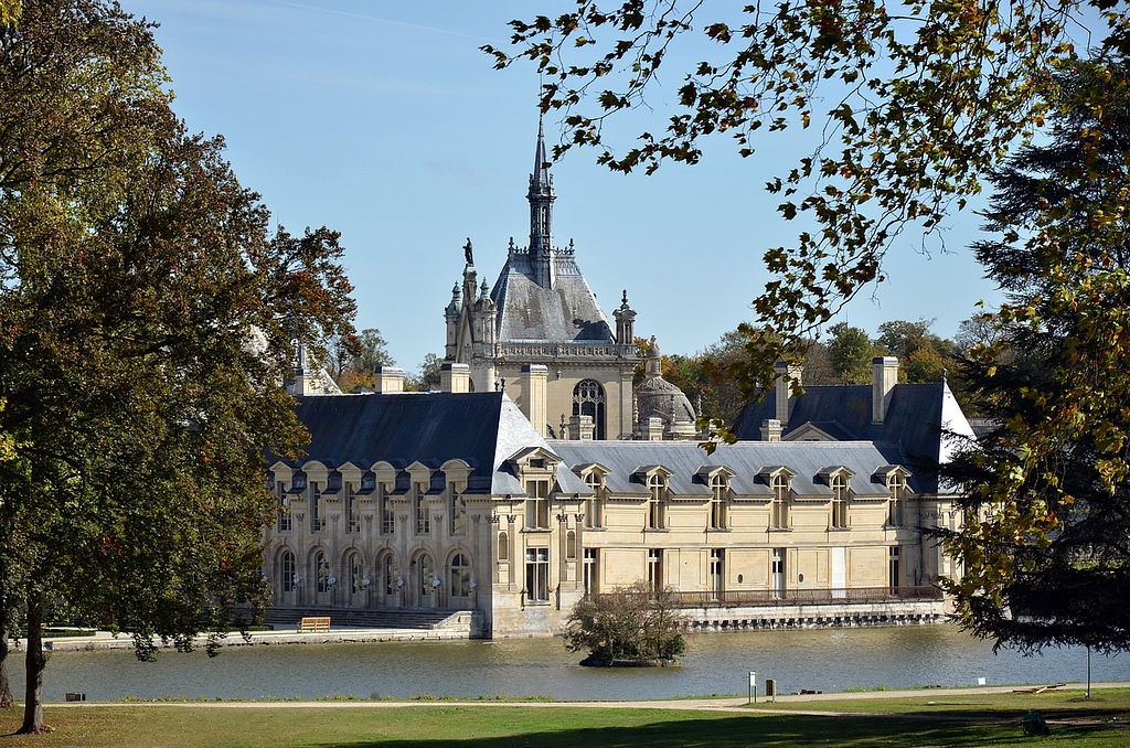 Chantilly Estate in France
