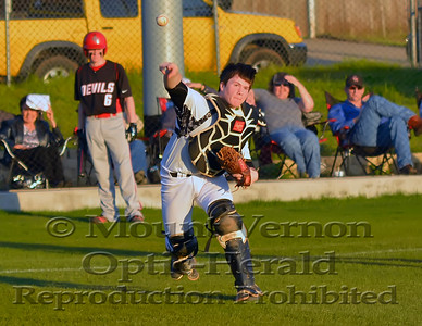 Tigers vs Chapel Hill Devils 3-24-2015