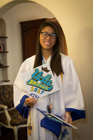 Liana Graduation