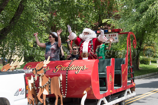 Nassau County Fire Riders Christmas in June 06/24/2018