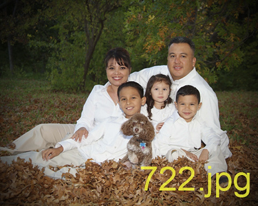 Flores Family portraits