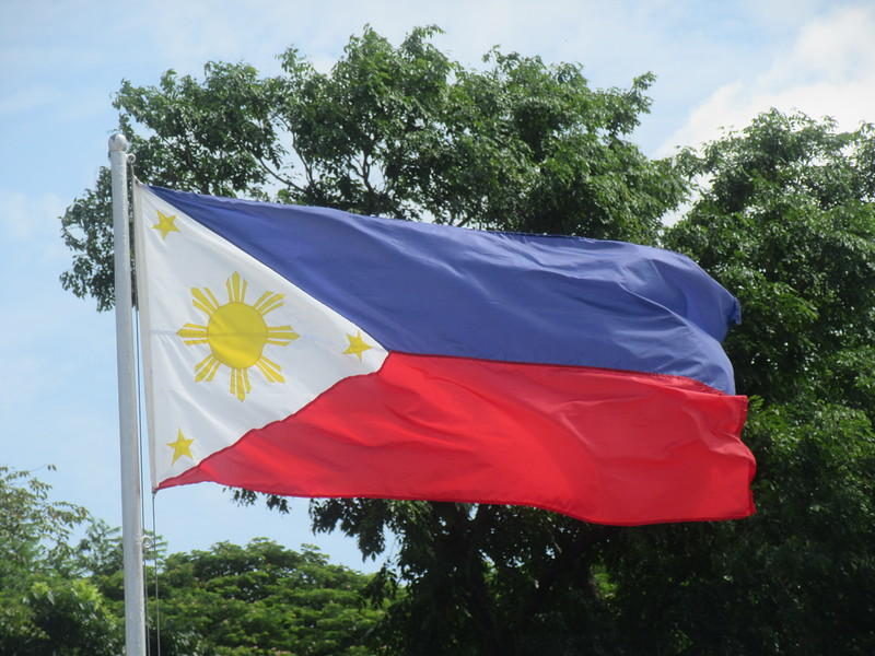 003_The Philippines Flag.JPG