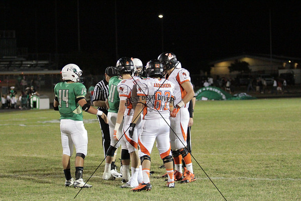 Varsity Football vs Burnet