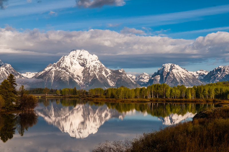 Oxbow Bend, Grand Teton Nat'l Park