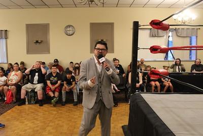 Northeast Championship Wrestling Big City Rumble August 20, 2021