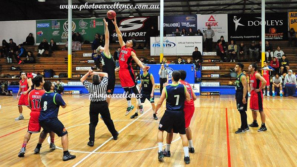 Glebe Magic vs Hoopdreamz Rebels SF