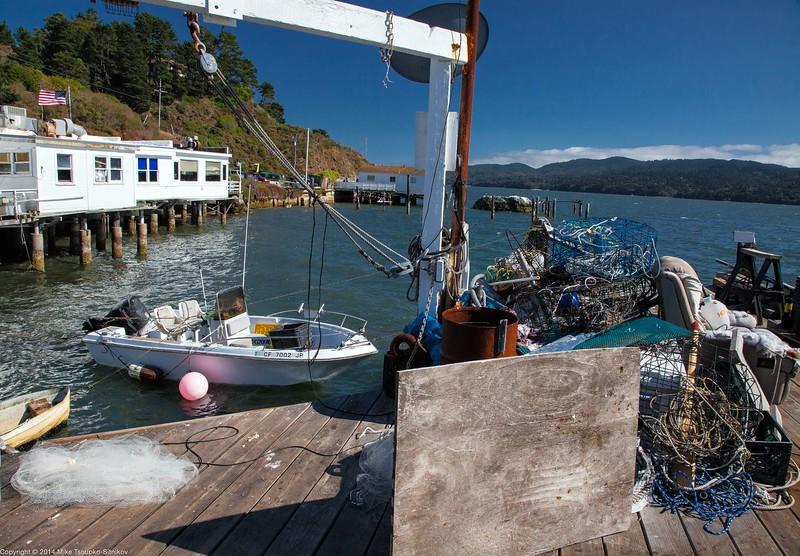 Tony's Seafood Restaurant at Tomales Bay