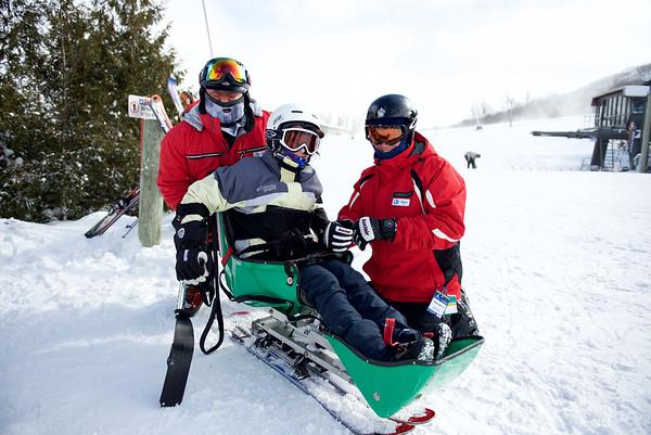 SCI Ontario Ski Day 2015