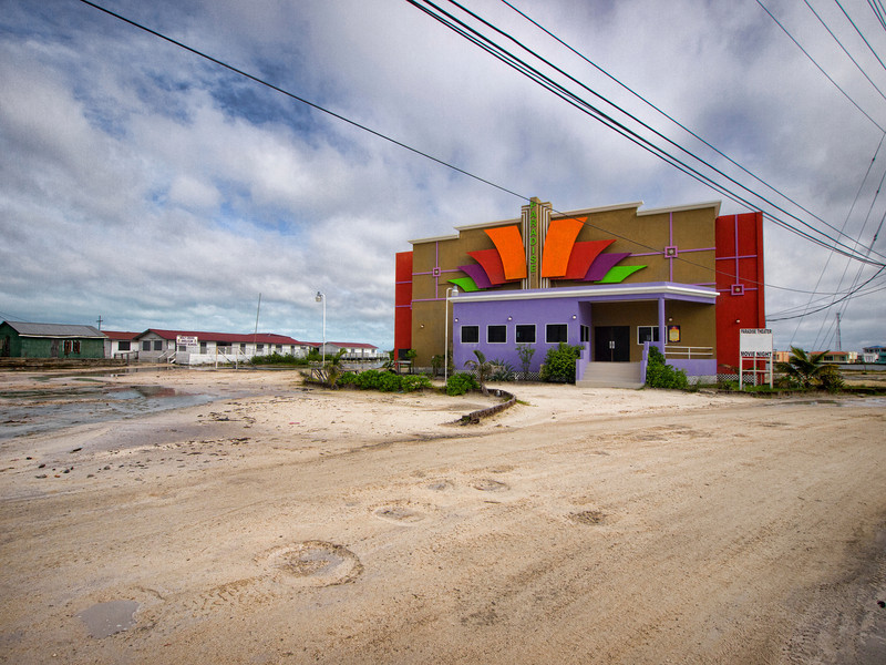 The Paradise Theater, San Pedro - Belize