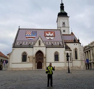 Hrvatska - Zagreb, 18.11.2018.