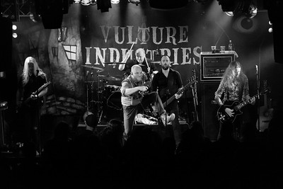 Vulture Industries, Kvarteret, 04.05.2018