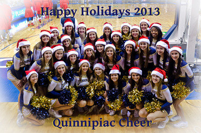 2013-12-06 Qunnipiac Cheer