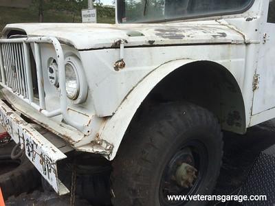 1968 M725 Ambulance