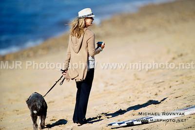 Montauk 2013, 09.14.13 Betsy The Beach Scene