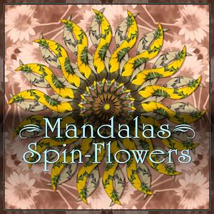 Spin-Flower Mandalas