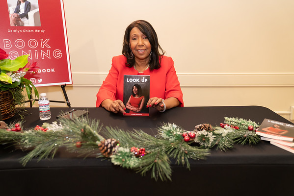 Carolyn Hardy Book Signing