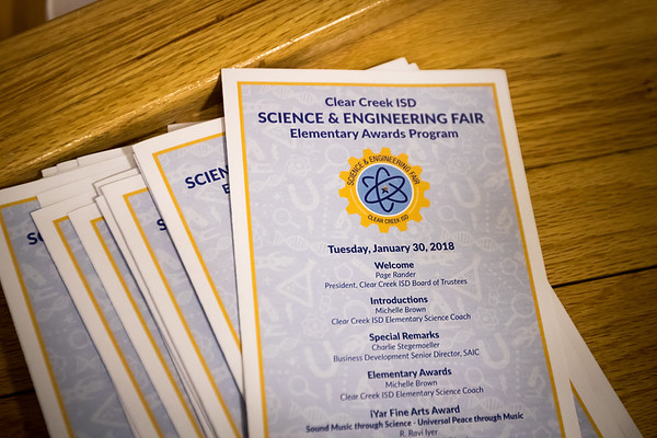 Science and Engineering Fair Awards