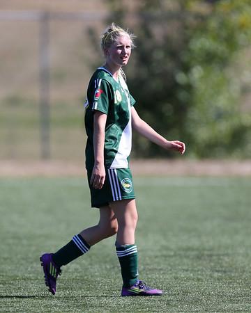 CMU  Women's Soccer 2013
