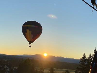 Auburn Hot Air Balloon July 2021