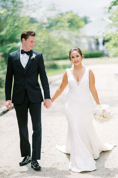 Paige and Dan | The Manor at 12 Oaks