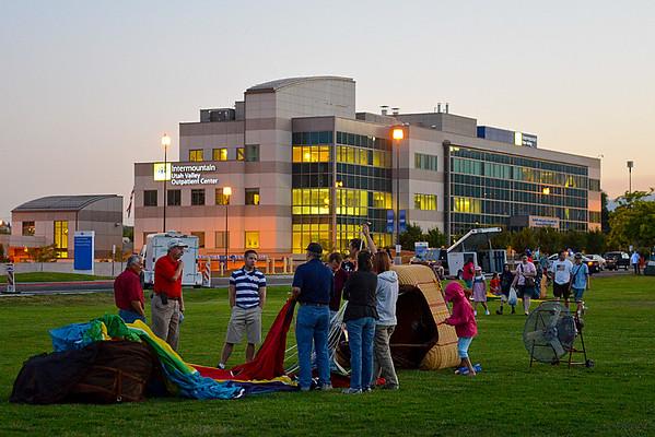 2012 Balloon Fest in Provo