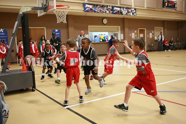 Upward Basketball Week 4 8:30 Games