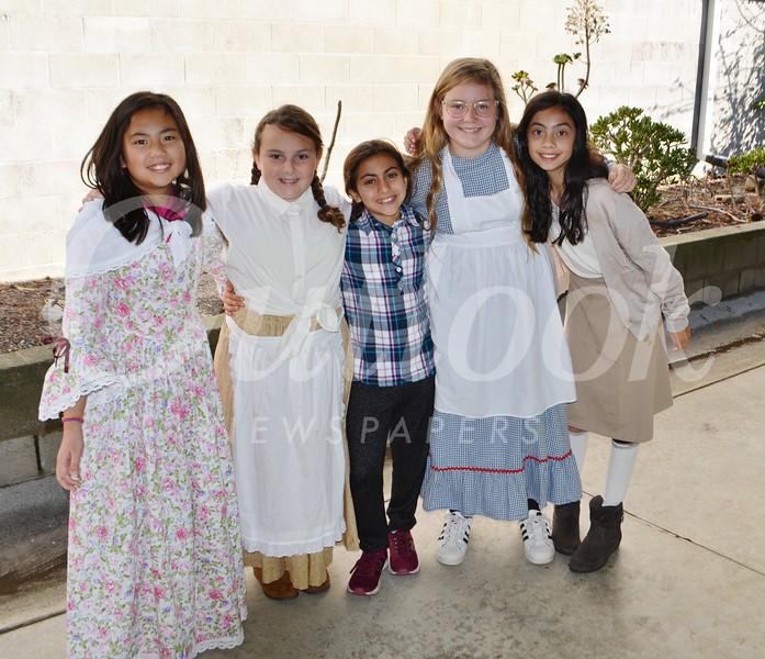 Rachel Lee, Melia Khalili, Sofi Aslanian, McKenna Cradduck and Talia Abrea 881.JPG