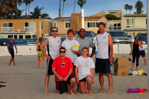 CFS Crushers Volleyball 8.17.11