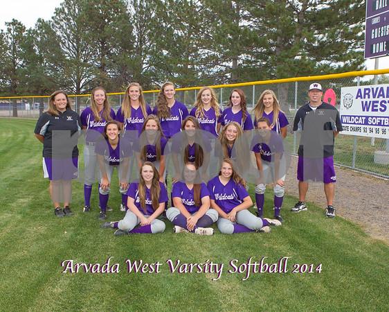 Varsity Team Pictures 2014