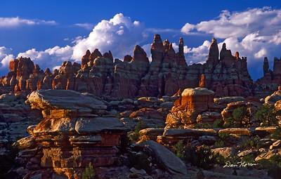 Canyonlands National Park Needles