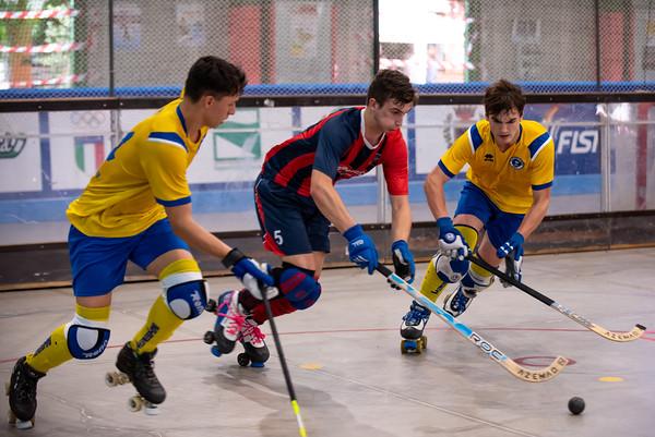 Hockey Thiene vs Roller Hockey Scandiano