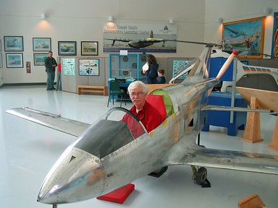 BD-5 at Evergreen Aviation museum