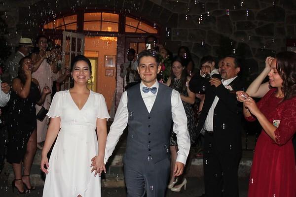 Rachel & Pablo's Wedding