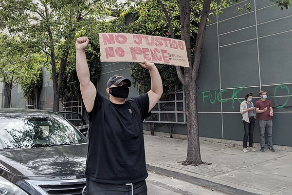 Oakland Solidarity Against Police Brutality (31May2020)