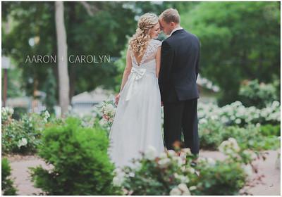 Aaron + Carolyn - Lincoln, NE