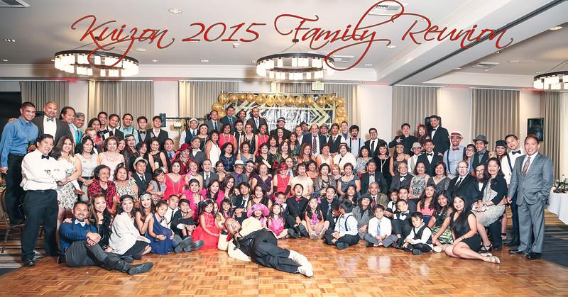 2015 Kuizon Family Reunion @ San Diego