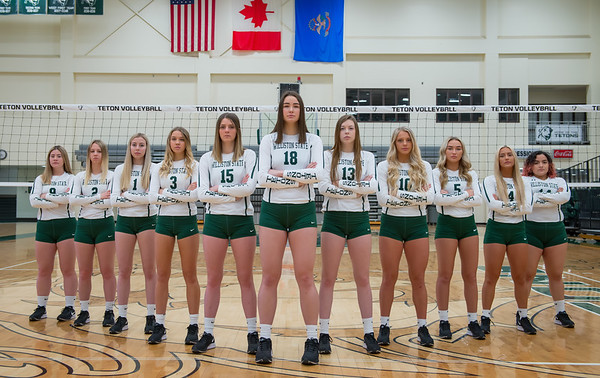Volleyball 2021 Team Photos