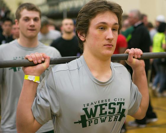 Varsity - 2013 Michigan High School Power Lifting State Championships
