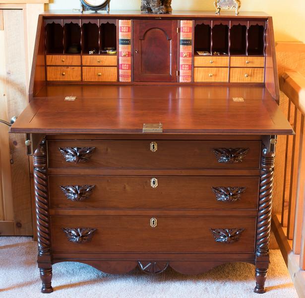 New England Secretary Desk