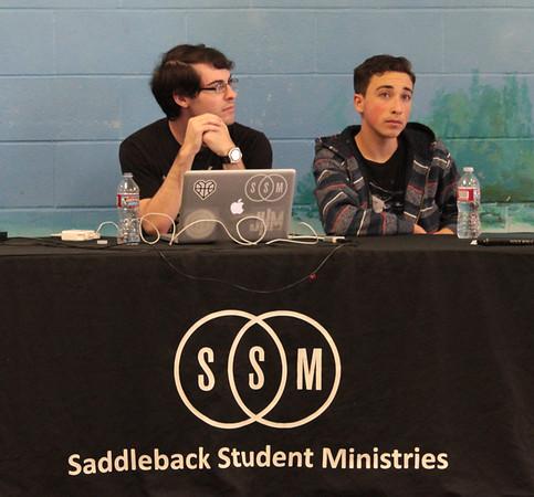 CO Saddleback Student Ministry Folder