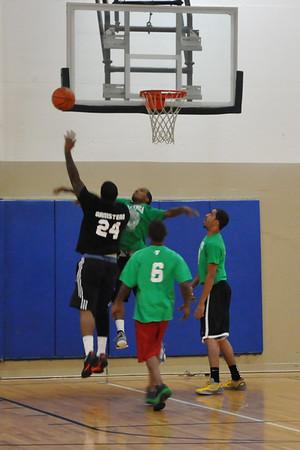 YMCA Men's Basketball Troy