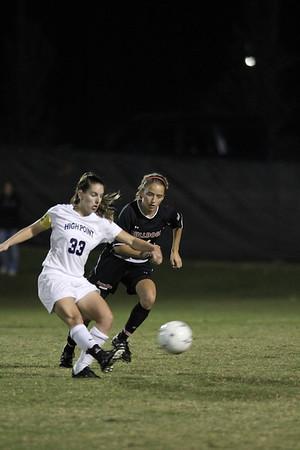 Women's Soccer vs. High Point