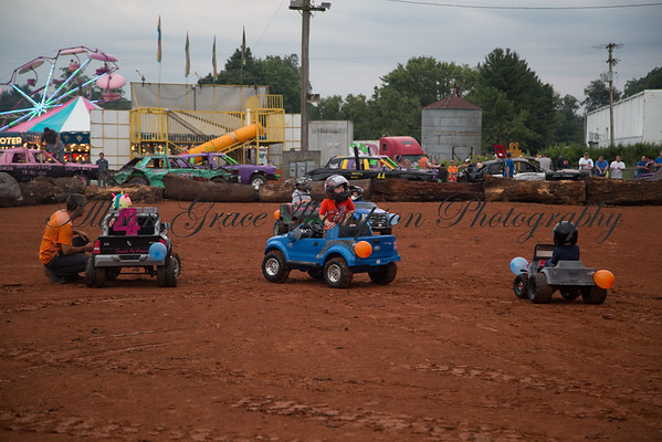 MC Fair 2016 Demo derby