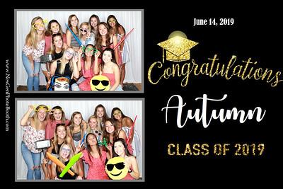 Autumn's Graduation 6/14/19