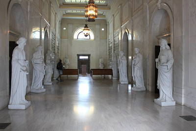 Hollywood Forever - Cathedral Mausoleum