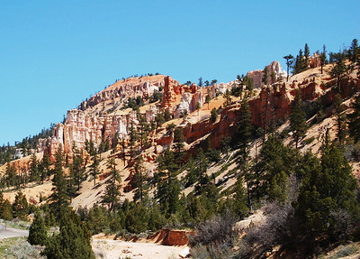 Mossy Cave Trail - Bryce Canyon NP