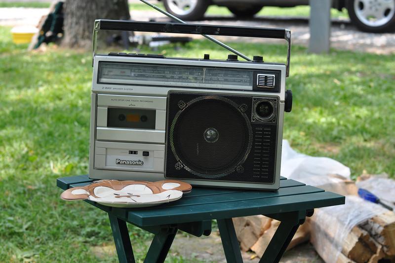 Streaming Audio circa 1980