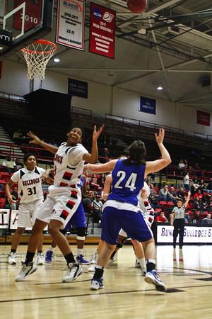 Women's Basketball vs. UNCA