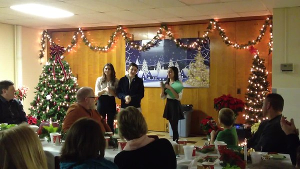 Resident Christmas Party 2013